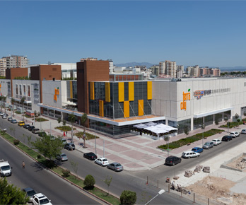 Terracity Shopping Mall